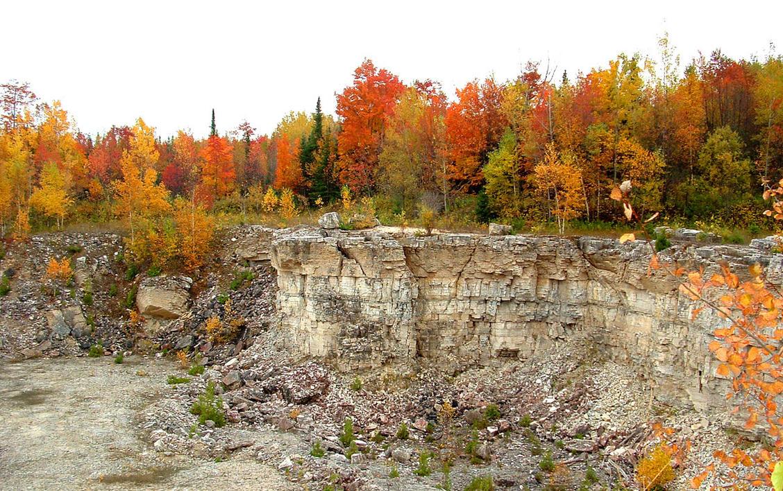 Michigan UP Fall08-D by BillReinhold