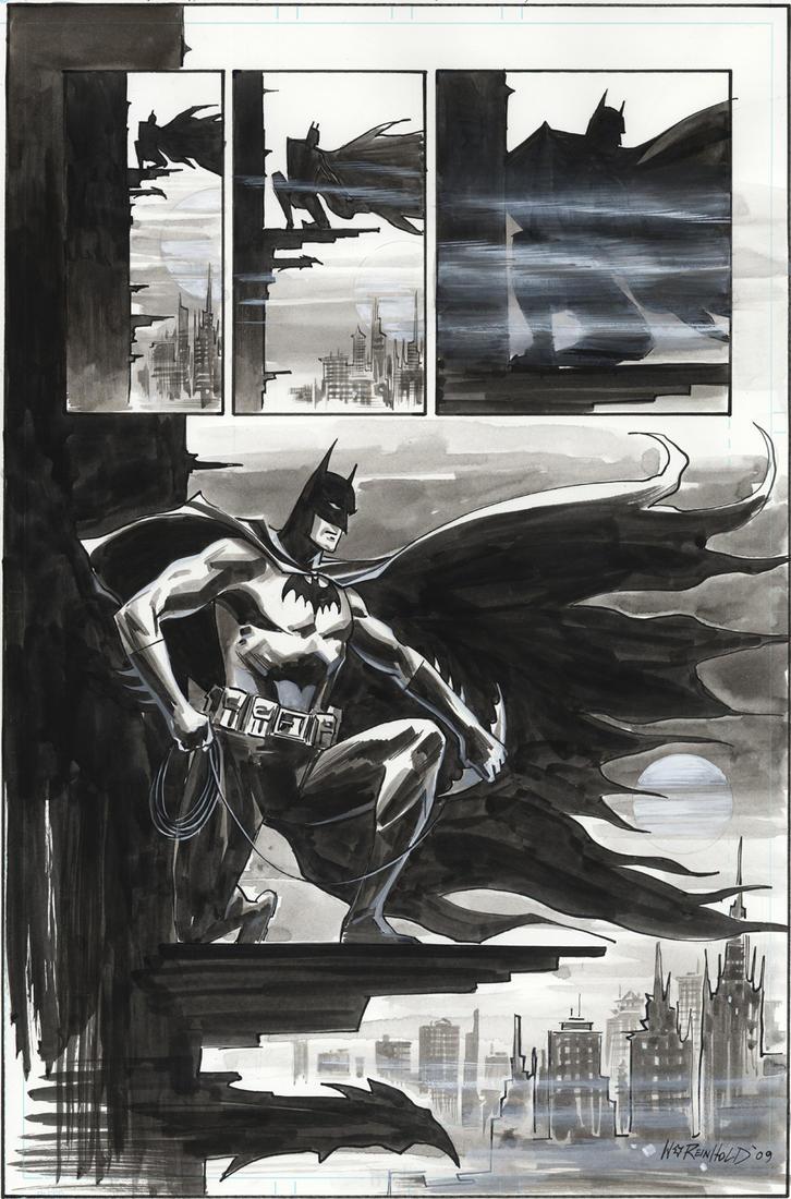Batman Elmhurst Museum 2 by BillReinhold