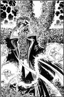 Doctor Strange 82 Epting 1995 by BillReinhold
