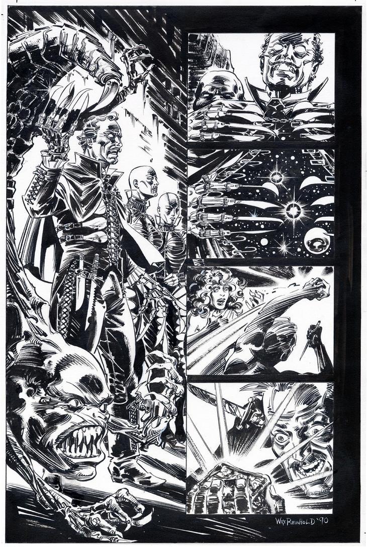 Hellraiser p.14 1990 by BillReinhold