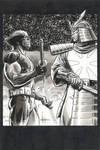 Wolverine-Silver Samurai