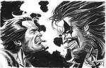 Wolverine Lobo Smoke-off