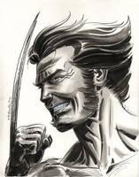 Wolverine Again by BillReinhold