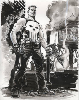 Punisher 2011 Two