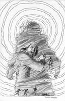 The Atomic Yeti-Cooney by BillReinhold