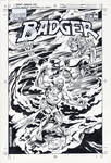 BADGER 6 COVER 1985