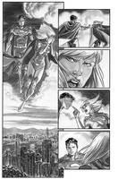 SUPERGIRL 3 p.2 Asrar by BillReinhold