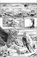 SUPERGIRL 3 p.5 Asrar by BillReinhold