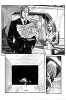 SUPERGIRL 3 p.9 Asrar by BillReinhold