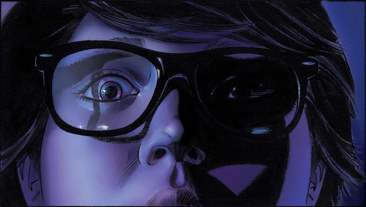 DOCTOR SPINE 2 color by BillReinhold