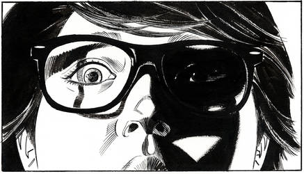 DOCTOR SPINE 2 ink by BillReinhold