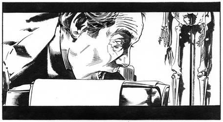 DOCTOR SPINE 9 ink