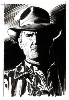 Indiana Jones Portrait