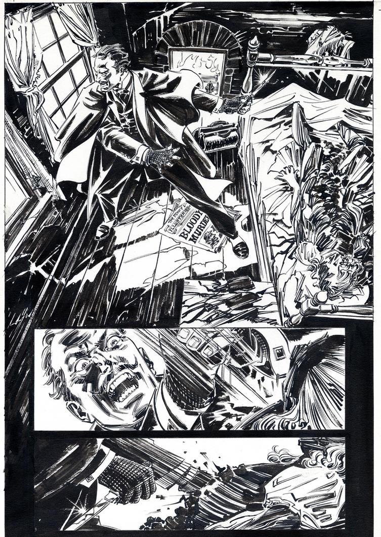 Hellraiser p.1 1990 by BillReinhold