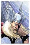 Thor Portrait 2012