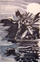 Batman C2E2 2012 by BillReinhold