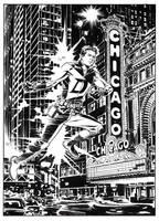 Teleportation Chicago by BillReinhold