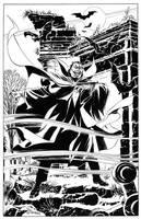 Dracula 1989 by BillReinhold