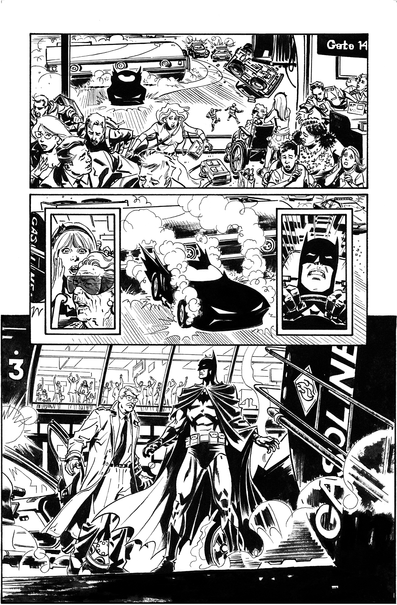 DC Comics Guide p.03 by BillReinhold