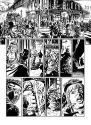 Van Helsing Vs. Jack the Ripper p.20 by BillReinhold