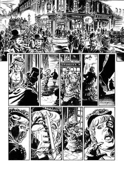 Van Helsing Vs. Jack the Ripper p.20
