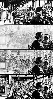 Van Helsing Vs. Jack the Ripper p.45steps