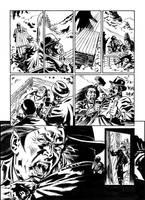 Van Helsing Vs. Jack the Ripper p.36 by BillReinhold