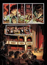 Van Helsing Vs. Jack the Ripper p.11clr by BillReinhold