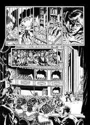 Van Helsing Vs. Jack the Ripper p.11 by BillReinhold