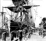 Van Helsing Vs. Jack the Ripper-Dock