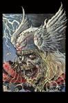 Thor Zombie-2015