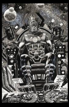 Galactus 2016 commission