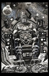 Galactus 2016 commission