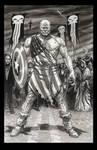 Earth-X Captain America 2016