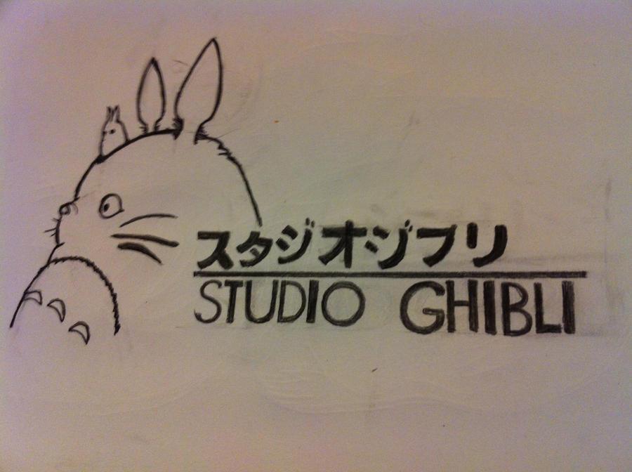 Studio Ghibli by TinyTinaa
