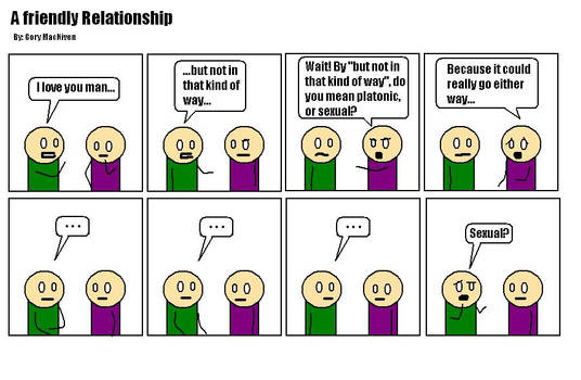 A Friendly Relationship