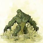 La Cosa del Pantano - The Swamp Thing