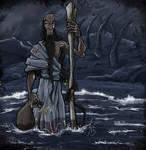Aeron Pelomojado Greyjoy