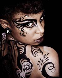 Unity Body Art- Ryan Jade by PaintOnYourFace