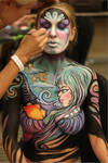 Celestial Face and Body Art