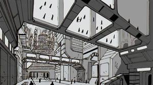 Future City Concept 1 gray