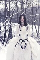 Snow fairytale II by Azzeria
