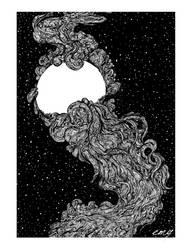 Azathoth by emychaoschildren