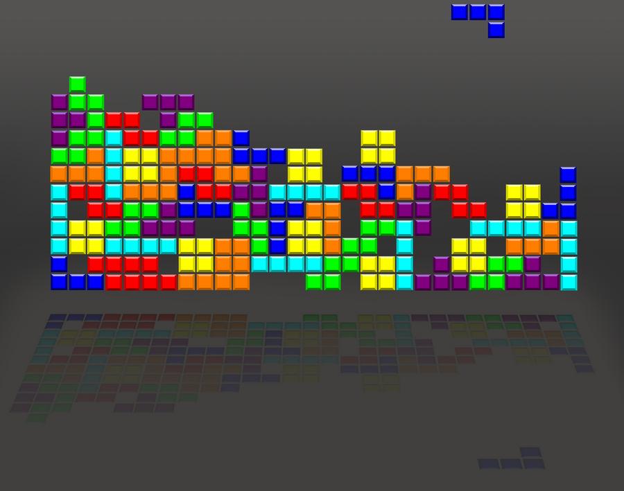 tetris wallpaper by xxslycatxx on deviantart