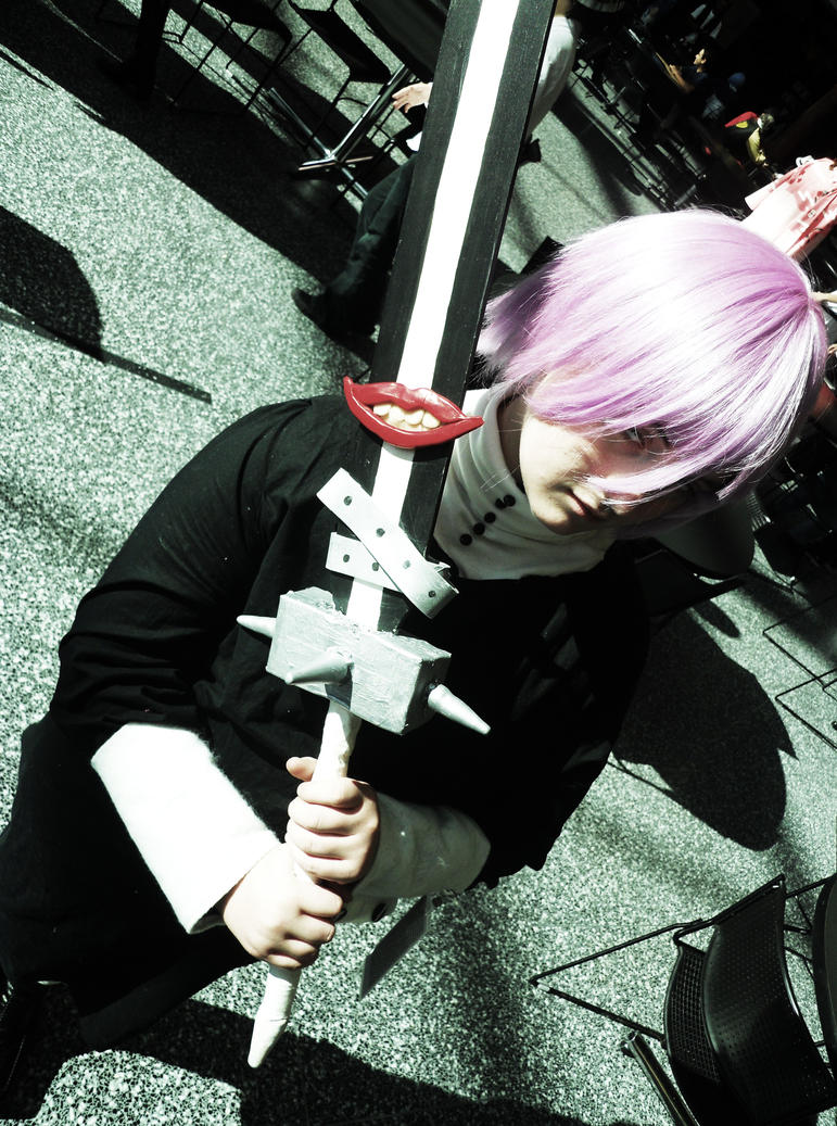 Soul eater cosplay. The ragnarok is so realistic! @Evan ... |Ragnarok Soul Eater Cosplay