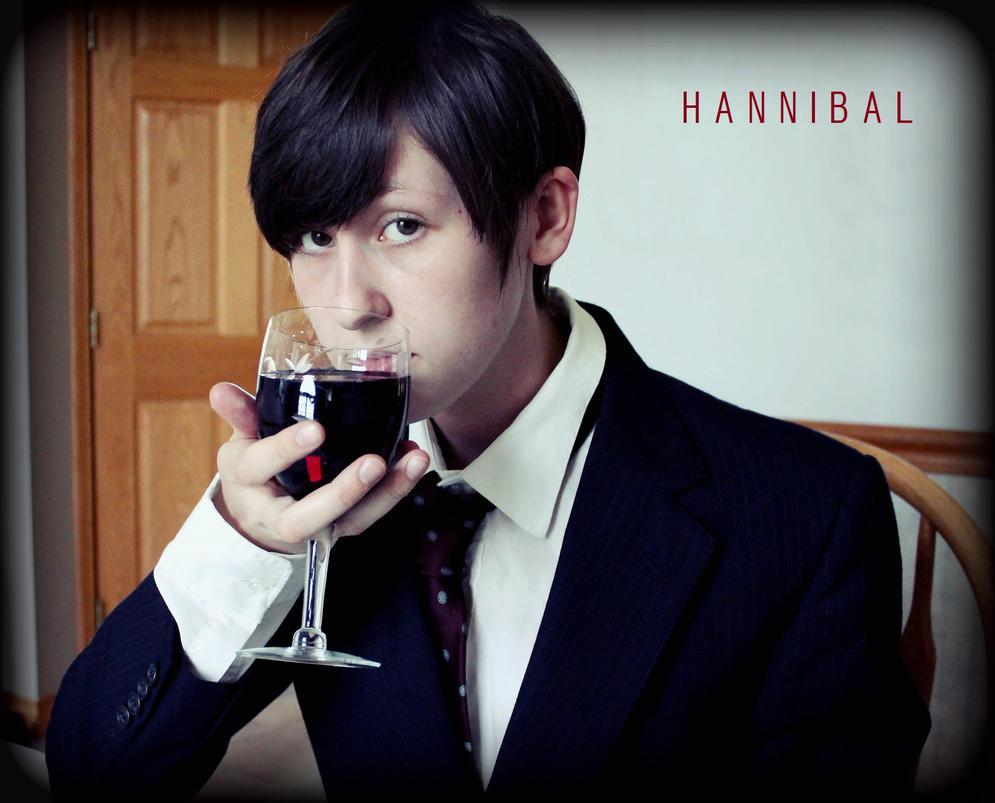 NBC Hannibal by RhymeLawliet