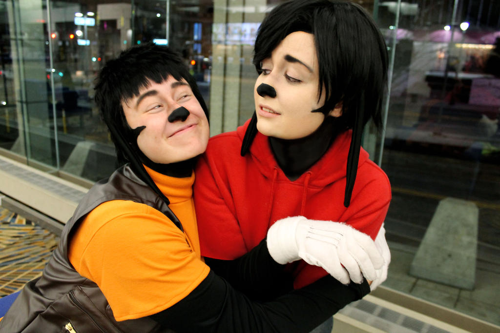 A Goofy Movie: Father and Son by RhymeLawliet