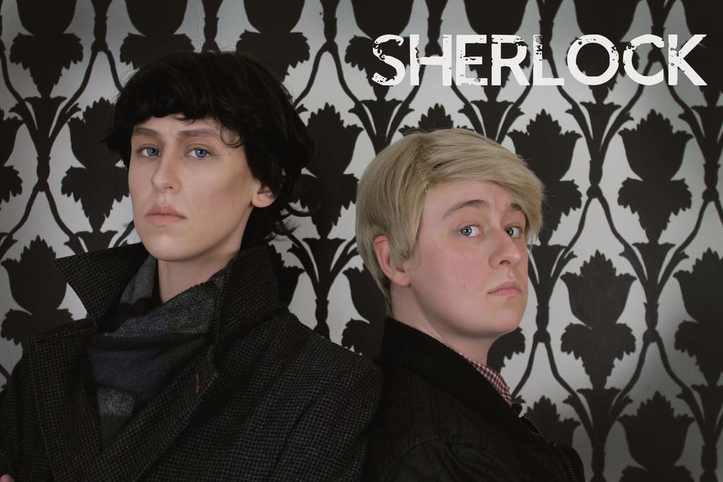 BBC Sherlock by RhymeLawliet