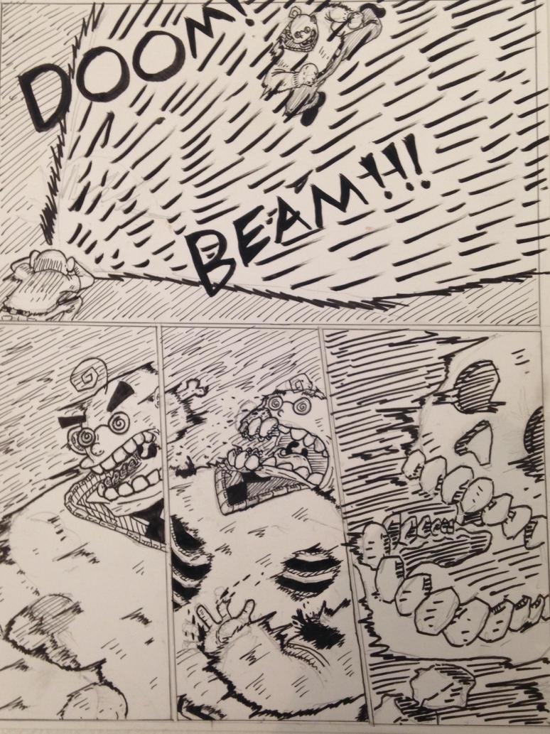 DOOM BEAM!!!! by Mechatorachiman