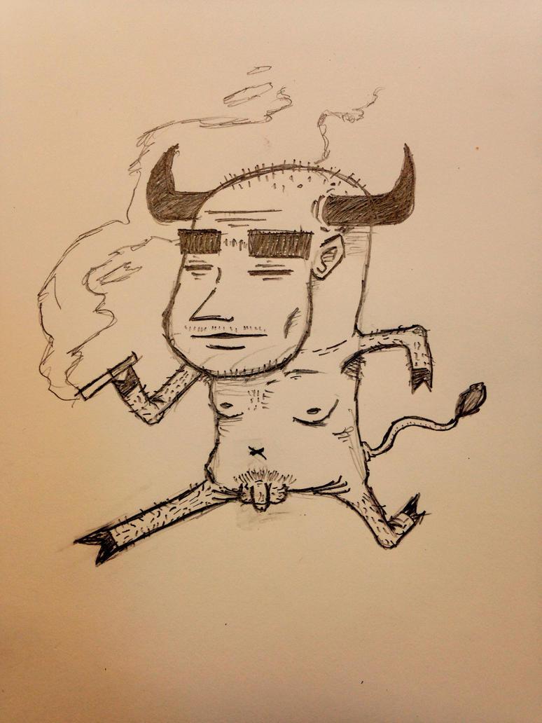 Cowboy by Mechatorachiman